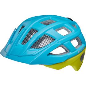 KED Kailu Helmet Kinder lightblue green matt